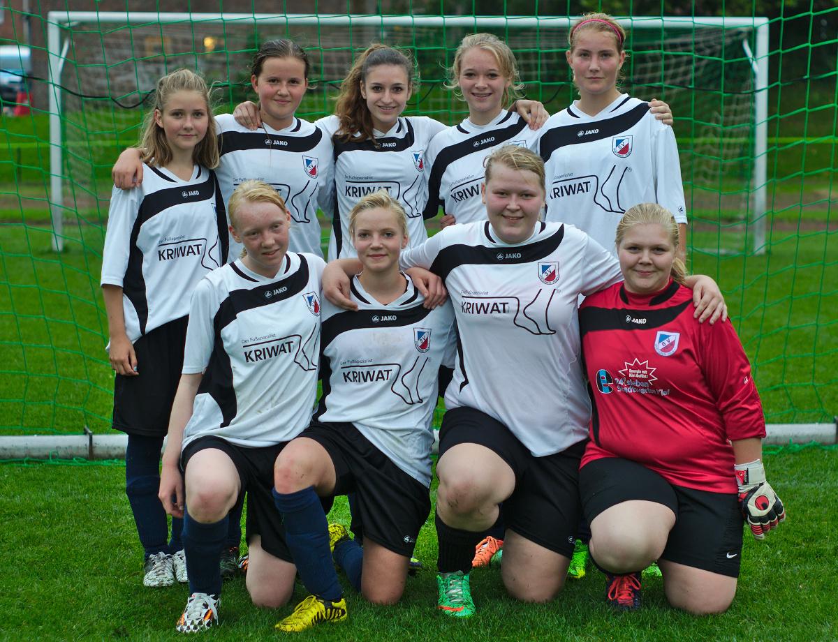 B-Maedchen-Team